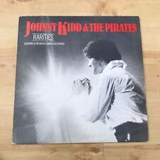 Johnny Kidd & The Pirates - Rarities - CM120 (Vinyl LP) VG+/EX