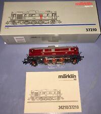 Marklin 37210 V 140 Diesel Locomotive in Original Box