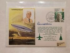 More details for sir barnes wallis signed own historic aviators cover
