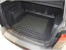Kofferraum Matte Wanne Schutz mit Antirutschmatte für VW Touran II 5T 2015-
