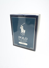 POLO DEEP BLUE By RALPH LAUREN PARFUM Spray For Men 4.2 Oz 125ml NEW Sealed