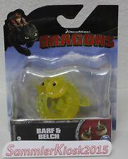 BARF & Belch-la farsa & estrangules-drachenzähmen fácil-Dragons Berk v1