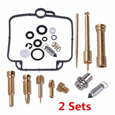 2x Carburetor Repair Kit for BMW F650 BST 33 Suzuki GS500E GSX1100G DR250 DR350