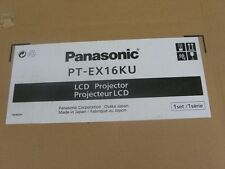 Projector,  Panasonic    PT-EX16KU,    UPC