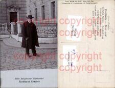 465195,Schauspieler Ferdinand Kracher Burgtheater Wien Burgschauspieler