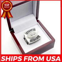 FROM USA - FANTASY FOOTBALL Season League Trophy Championship 2019 Ring FFL Gift