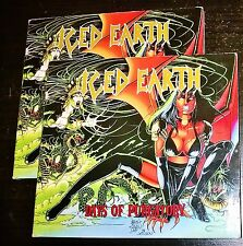 CD METAL ICED EARTH - DAYS OF PURGATORY (1997) 2CD DIGIPACK USA