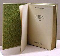 PASSIONE AL CIRCO - R.Savage [libro, il club della donna, cino del duca]