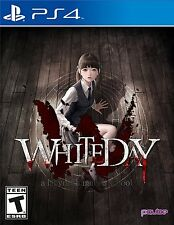 WhiteDay: A Labyrinth Named School [PlayStation 4, PS4, PQube, Action] NEW