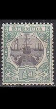 BERMUDA [1906] MiNr 0026 ( oG/no gum )