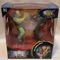 MEN IN BLACK - *Sealed MIB* Animated Series Jay Battles Alien Galoob 1997 Figure