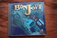 Bon Jovi Vol. 1 Live in Japan 1985 U.S.A. 1992 imtrart CD PR-Records xx