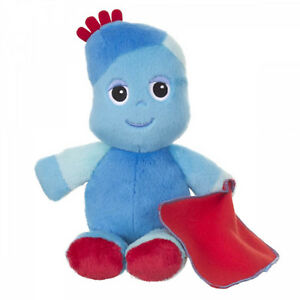 In the Night Garden Snuggly Singing Igglepiggle Plush Toy