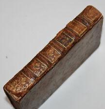 Histoire Naturelle BUFFON Tome 8ème - 1769 - Imprimerie ROYALE
