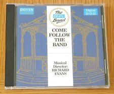 BNFL Band / Richard Evans - Come Follow the Band : 1992 Doyen CD : DOY CD 018