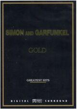 Simon & Garfunkel GOLD: Greatest Hits DVD *NEW
