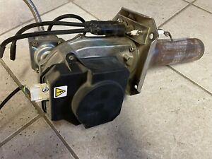 Rotex A1 - Gasbrenner - Aus Gas / Brennwertheizung