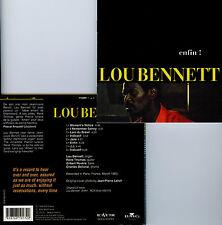 LOU BENNETT  enfin !  RENÉ THOMAS / DIGIPACK 2004 - 24-bit REMASTERED