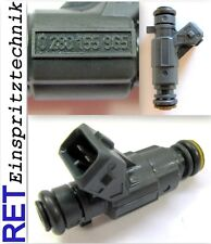 Einspritzdüse BOSCH 0280155965 Opel Corsa Agila 1,0 gereinigt & geprüft