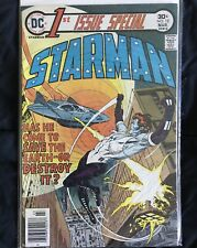 1st Issue Special #12 (1975) First Appearance Of Starman Good Condition