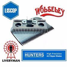 Genuine Wolseley Liveryman Liscop A2 Clipper Blades Medium Standard Horse Clip