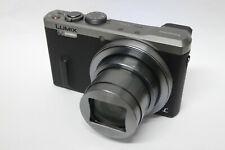 Panasonic Lumix DMC TZ61 Digitalkamera gebraucht TZ 61 silber kleiner Fehler