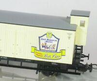 H0 ged. Güterwagen m. Brhs. Post Brauerei Weiler DRG Piko 95491 KKK NEU OVP