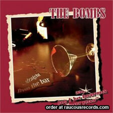 Bombs CD Straight From The Bar CD Great Rockabilly Rock and Roll NEW Sealed