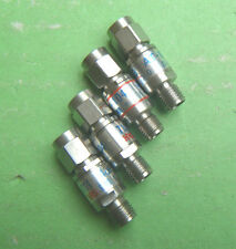 1pc Used Hrs At-104 2W/4dB/18Ghz Rf coaxial attenuator