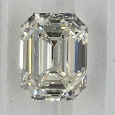 Anillos de joyería con diamantes de compromiso, esmeralda VVS1