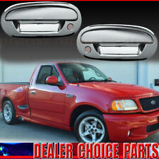 1997 1998-2003 FORD F150 F-150 Chrome 2 Door Handle COVERS Trims W/O KPH W/PSKH