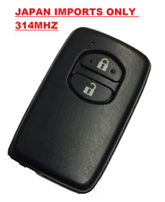 Genuine 2 button Smart Remote 314 MHZ (Japan Import Models) for Toyota Prius