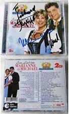 Marianne & Michael 30 Jahre . DO-CD TOP mit Autogrammen