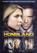 HOMELAND: THE COMPLETE SEASON 2 (DVD)