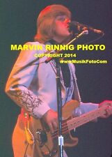 "CHICAGO PETER CETERA 1976 - 8x11"" PHOTO VERY RARE L.A. FORUM 1976"
