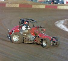 Original Danny McKnight Bakersfield 8 x 10 USRC Midget Racing Photo