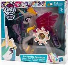 Hasbro My Little Pony E0190eu4 Movie Leuchtzauber Prinzessin Celestia Puppe