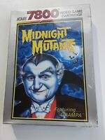 "Atari 7800 Midnight Mutants Game NIB/CIB NEW SEALED !!! Scarce ""3"" on Atari Age"