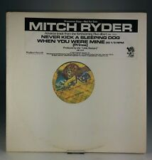 "MITCH RYDER ‎When You Were Mine NM Vinyl PROMO 12"" Single Prince MK 244 1983"