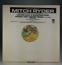 "Mitch Ryder ‎When You Were Mine EX Vinyl PROMO 12"" Single Prince MK 244 1983"