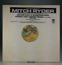 "MITCH RYDER When You Were Mine NM Vinyl PROMO 12"" Single Prince MK 244 1983"