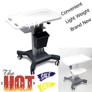 Trolley Mobile Cart Bracket Rolling Wheel Stand For Digital Ultrasound Scanner
