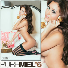"""Melanie Iglesias - PURE MEL #6 Birthday Suit 24""""x36"""" Limited Edition Wall Poster"""
