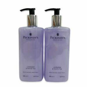 pecksniff`s lavander& white tea hand soap 16.9 ozz