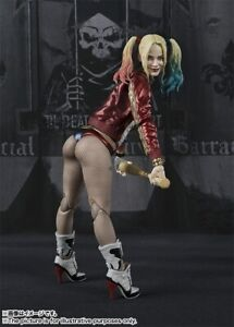 Sexy Harley Quinn Suicide Squad Action Figures Model Toy