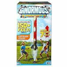 Ginormous Water Powered Rocket 7+ feet Launches 150+ Feet New