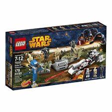 LEGO 75037 STAR WARS BATTLE ON SALEUCAMI BARC TROOPER BUILD ARMY SEALED RETIRED!