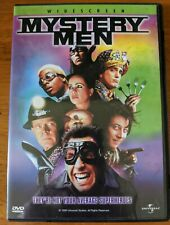 Mystery Men (Dvd, 2000, Widescreen) Ben Stiller Janeane Garofalo Greg Kinnear