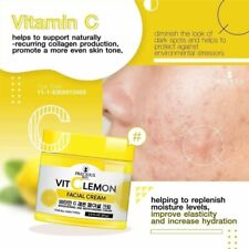 Vitamin C Lemon Facial Cream By Precious Skin Brightening And Moisturizing Cream