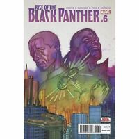 Rise of the Black Panther #6 Marvel Comic 1st Print 2018 NM
